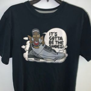 "Jordan ""It's Gotta Be The Shoes"" T-Shirt"